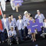 "Параолимпиадата започна, Хрис Стоянов дефилира на митичния ""Маракана"""