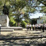 Пред паметника на Чардафон отбелязваме годишнината от Съединението