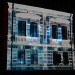 3D мапинг и картини от коприна за Деня на Независимостта в Габрово