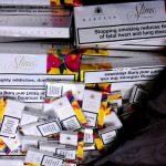 Хванаха над 3 200 къса контрабандни цигари при акция