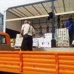 БЧК и Община Севлиево раздават пакети с храна на хора в нужда