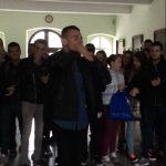 Посрещнаха с аплодисменти завърналия се от Рио Християн Стоянов