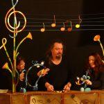Кукленият театър играе на фестивал в Литва