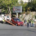 Две коли се удариха на кръстовището пред Балкан (обновена)