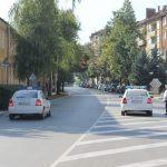 Временно ограничение на движението в централната градска част