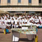 Зам.областният подкрепи Деня за здравословно хранене и спорт