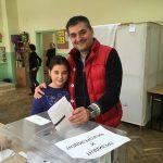 Кирил Добрев: Гласувах за по-доброто бъдеще на България!