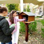 Още шест къщички за книги в Габрово