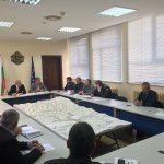 Областният докладва до Вътрешния министър за зимната готовност