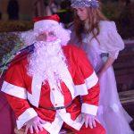Дядо Коледа и Снежанка зарадваха децата на Дряново