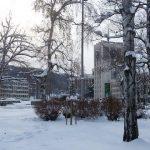Каква е зимната обстановка в Габрово?
