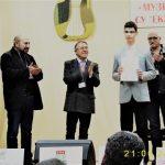 Първа награда и златен  медал за пианиста Петър Чернокожев