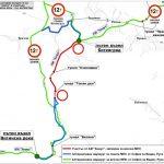 """Колите по """"Хемус"""" в посока Варна се отклоняват преди тунела """"Топли дол"""""""