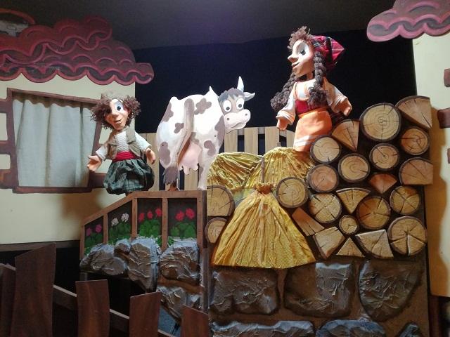 снимка: Габровски куклен театър