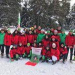 """КСО """"Узана"""" спечели 76 медала от държавното по ски ориентиране"""