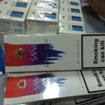 Хванаха близо 10 000 къса контрабандни цигари при акция