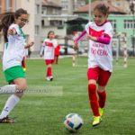 """Второ място за """"Янтра 2013"""" във футболен турнир за момичета"""