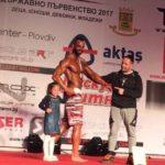 Севлиевец спечели турнира по фитнес и културизъм