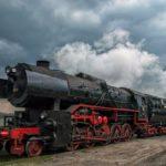 Гергьовски влак с парен локомотив пуска БДЖ