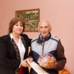Иванка Баева поздрави ветерани от войните