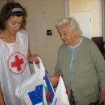 БЧК започва раздаването на хранителни пакети