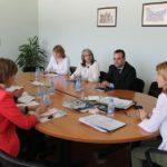 Маргарита Попова посети Габрово в качеството си на секретар на БСК