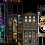 Гледай отново 3D мапинг шоуто от нощта на Карнавала (видео)