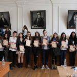 Ученици в НАГ мериха сили по ораторско майсторство