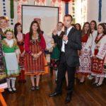 """""""Аз съм Българка"""" на Радослав Първанов гостува в Народното събрание"""
