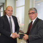 Посланик Бонтан ще презентира Габрово пред белгийски инвеститори