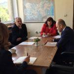 Депутати и кметове на среща по належащи въпроси при областния