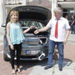 Габрово получи своя електромобил (снимки)