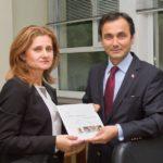 Областният се срещна с Генералния консул на Турция в Пловдив
