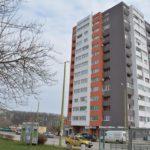 Режат лентата на 7 санирани блока в Габрово