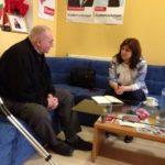 Кристина Сидорова проведе втора приемна за граждани в Севлиево