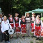 Кристина Сидорова уважи Националния фестивал в Жълтеш
