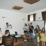 """""""Младите предприемачи"""" участваха в благотворителна инициатива"""