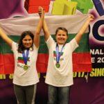 Габровчета със злато и сребро от математическо състезание в Сингапур