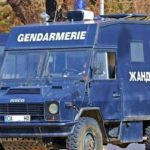 Жандармерия пое охраната на намерените край Трявна боеприпаси