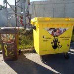 Едри и строителни отпадъци се събират по график