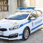 """""""Тойота"""" се наниза в бетонен стълб край Севлиево. Има пострадал"""