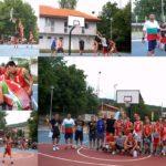 Турнир по стрийтбол за деня на младежта в Дряново