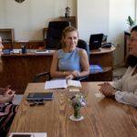 Областният се срещна с Президента на Ротари клуб 6 – Ню Йорк