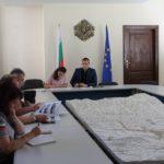 Росен Цветков ръководи заседанието на Областната епизоотична комисия