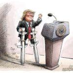 Карикатурен десант в Дома на хумора и сатирата