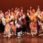 Музикална и танцова програма по време Панаира на занаятите