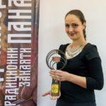 """Стела Василева спечели голямата награда """"Сребърна хлопка"""""""