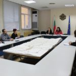 Мария Пенева председателства Областния съвет по условия на труд