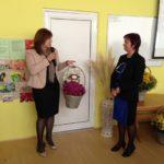 Кристина Сидорова поздрави потребителите на Дневния център за рождения ден