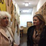Областният откри изложба за Международния ден за безопасност на слепите